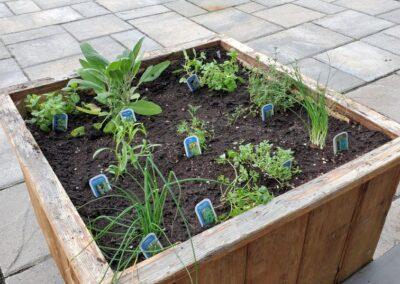 D.21.1 Herb Garden Planter